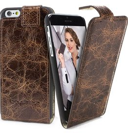 Bouletta Bouletta - iPhone 6(S) Plus FlipCase (Vessel Brown)