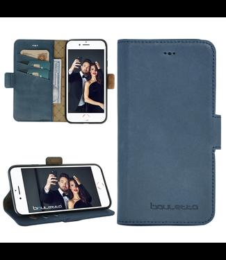 Bouletta Bouletta - iPhone 5(S) & SE WalletCase N.E. (Antic Blue)