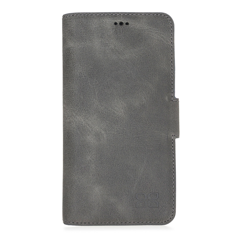 Bouletta Bouletta - Samsung Galaxy S9 BookCase (Antic Grey)