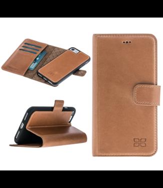 Bouletta Bouletta - iPhone 7/8 Plus Magnetic Detachable BookCase (Vintage Cognac)