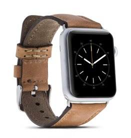 Bouletta Bouletta Classic band Apple Watch 38 mm / 40 mm 'Vintage Cognac'