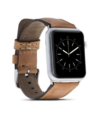 Bouletta Bouletta Classic band Apple Watch 38 mm / 40 mm 'Vintage Cognac'