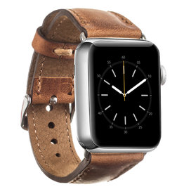 Bouletta Bouletta Classic band Apple Watch 38 mm / 40 mm 'Vintage Brown'