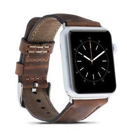 Bouletta Bouletta Classic band Apple Watch 42 mm / 44 mm 'Antic Coffee'