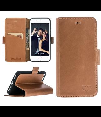 Bouletta Bouletta - iPhone 8 Plus BookCase (Vintage Brown)