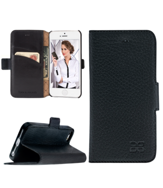 Bouletta Bouletta - iPhone 5(S) & SE BookCase (Floater Black)