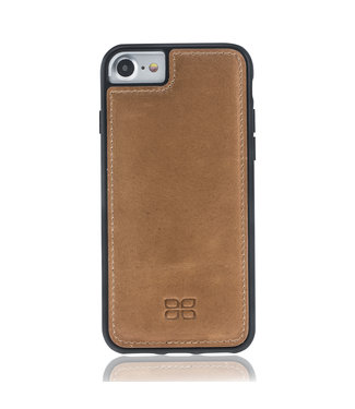Bouletta Bouletta - iPhone 7/8 Flex BackCover (Vintage Cognac)