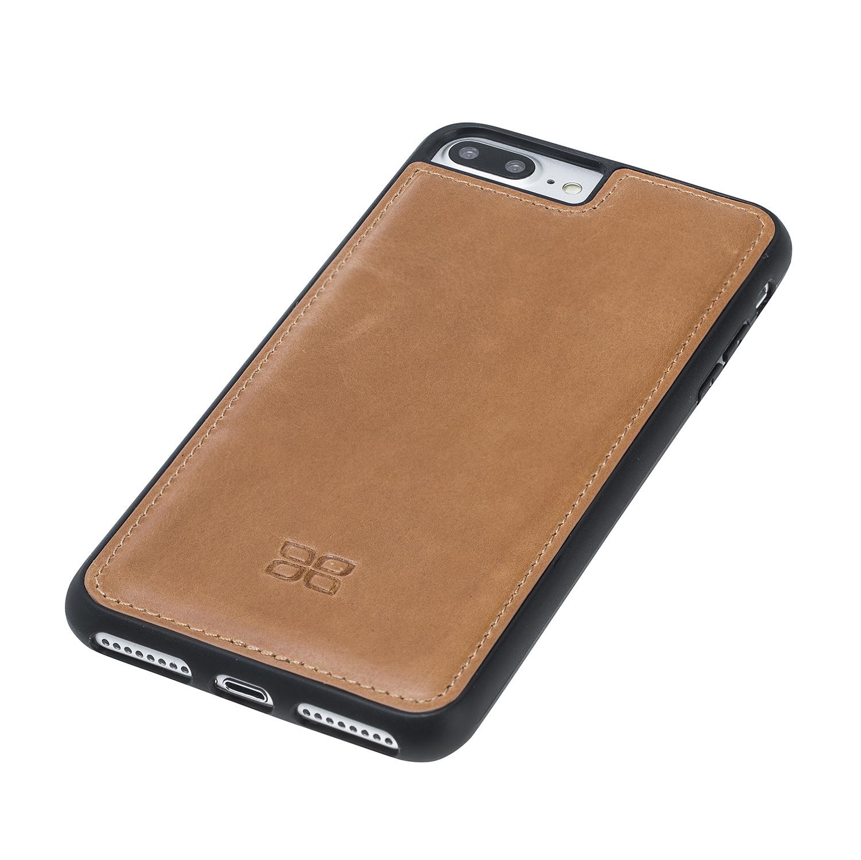 Bouletta Bouletta - iPhone 7/8 Plus Flex BackCover (Vintage Cognac)