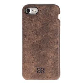 Bouletta Bouletta - iPhone 7/8 BackCover (Tiguan Brown)
