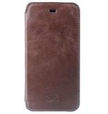 Bouletta Bouletta - iPhone 6(S) Plus Simple BookCase 'Tobacco Cognac'