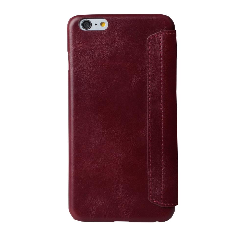 Bouletta Bouletta - iPhone 6(S) Plus Simple BookCase 'Rustic Brick'