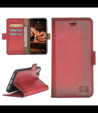 Bouletta Bouletta - iPhone Xr BookCase (Burned Red)