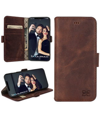 Bouletta Bouletta - iPhone 11 Pro Max WalletCase (Antic Coffee)