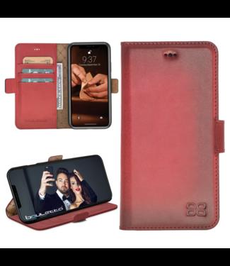 Bouletta Bouletta - iPhone 11 WalletCase (Dark Red)