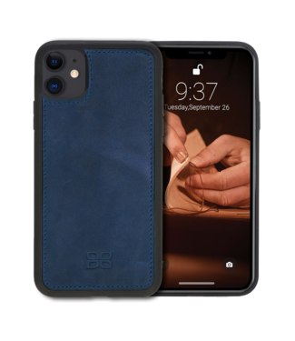 Bouletta Bouletta - iPhone 11 BackCover (Antic Blue)