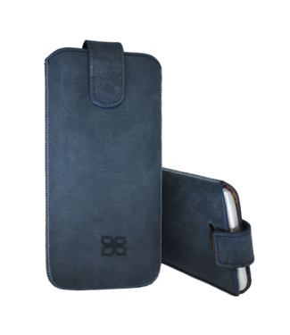 Bouletta Bouletta - iPhone 11 Pro Max Sleeve/Pouch (Antic Blue)