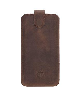Bouletta Bouletta - iPhone 11 Pro Max insteekhoes (Antic Coffee)