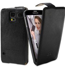 Bouletta Bouletta - Samsung Galaxy S6 FlipCase (Rustic Black)