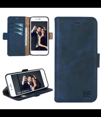 Bouletta Bouletta - iPhone 8 WalletCase (Antic Blue)
