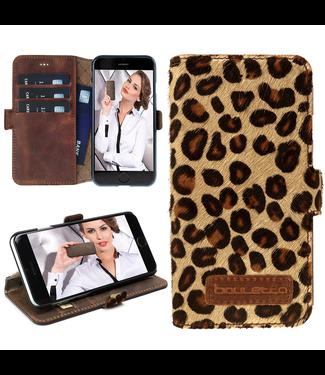 Bouletta Bouletta - Apple iPhone 7 Plus BookCase (Furry Leopard)