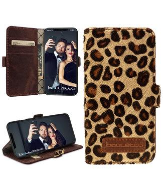 Bouletta Bouletta - iPhone Xr BookCase (Furry Leopard)