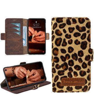 Bouletta Bouletta - Samsung Galaxy S10E Book Case (Furry Leopard)