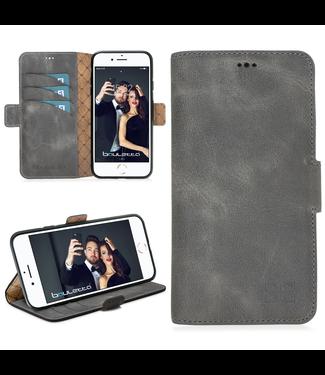 Bouletta Bouletta - Apple iPhone SE (2020) BookCase (Marble Grey)