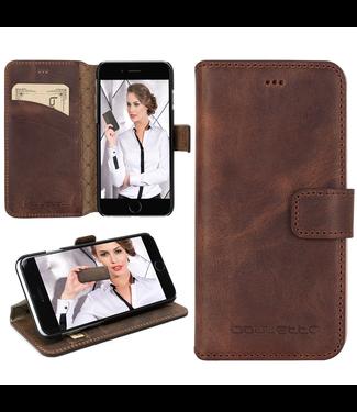 Bouletta Bouletta - iPhone SE (2020) WalletCase (Antic Coffee)