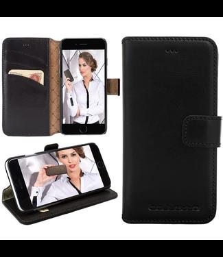 Bouletta Bouletta - iPhone SE (2020) WalletCase (Rustic Black)