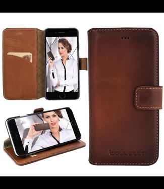 Bouletta Bouletta - Apple iPhone SE (2020) WalletCase (Burned Cognac)
