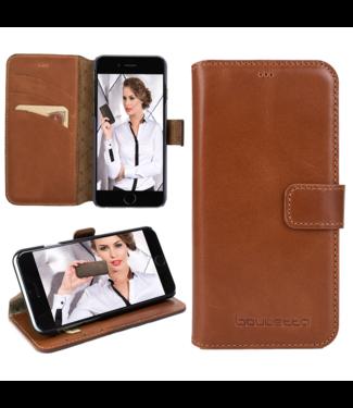 Bouletta Bouletta - Apple iPhone SE (2020) WalletCase (Rustic Cognac)