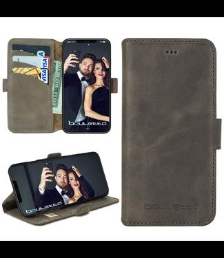 Bouletta Bouletta - iPhone Xs Max BookCase (Stone  Grey)