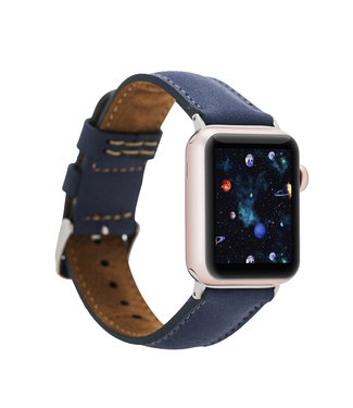 Bouletta Bouletta Classic band Apple Watch 42 mm / 44 mm 'Antic Blue'