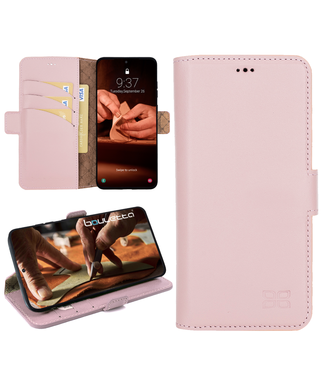 Bouletta Samsung Galaxy S20 - BookCase - Nude Pink