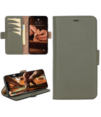 Bouletta Bouletta - iPhone 12 - BookCase (Andalusian Green)