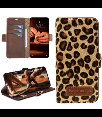 Bouletta Samsung G. S21 - Furry Leopard - BookCase