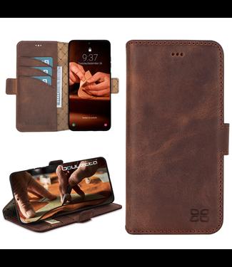 Bouletta Samsung G. S21 Plus - Coffee - BookCase