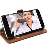 Bouletta Bouletta - Apple iPhone 7 WalletCase (Rustic Cognac)