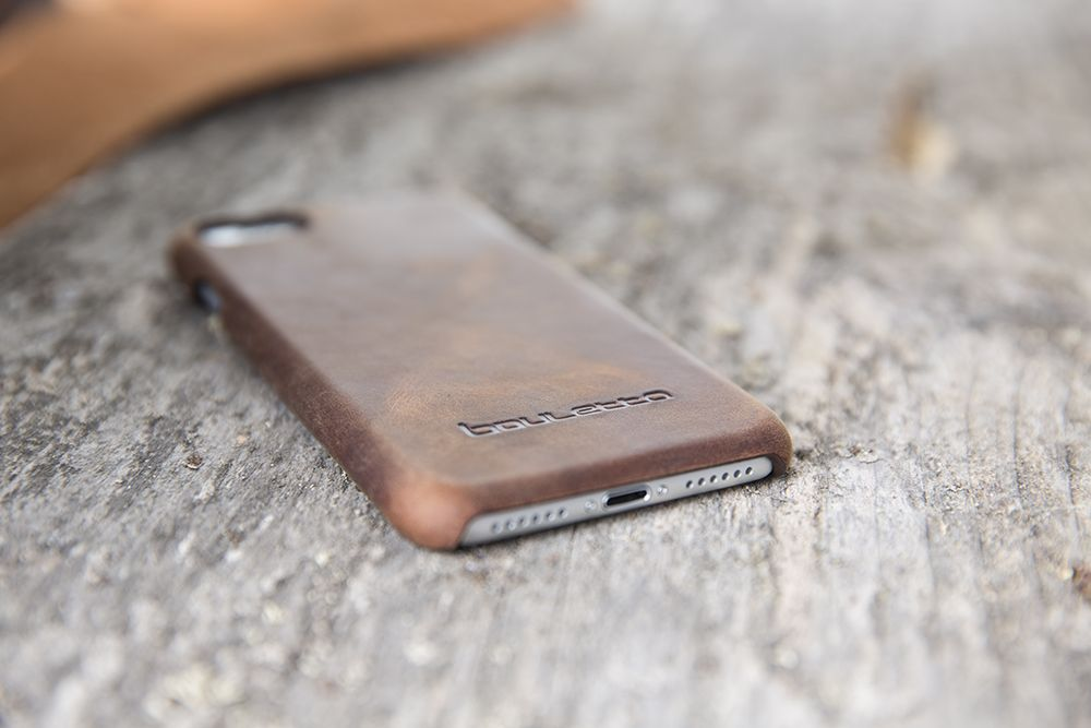 Bouletta Bouletta - iPhone 7 BackCover (Antic Coffee)