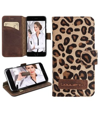 Bouletta Bouletta - iPhone 7 WalletCase (Furry Leopard)