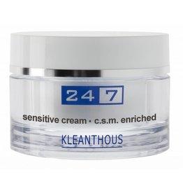 sensitive cream - c.s.m. enriched (50 ml)