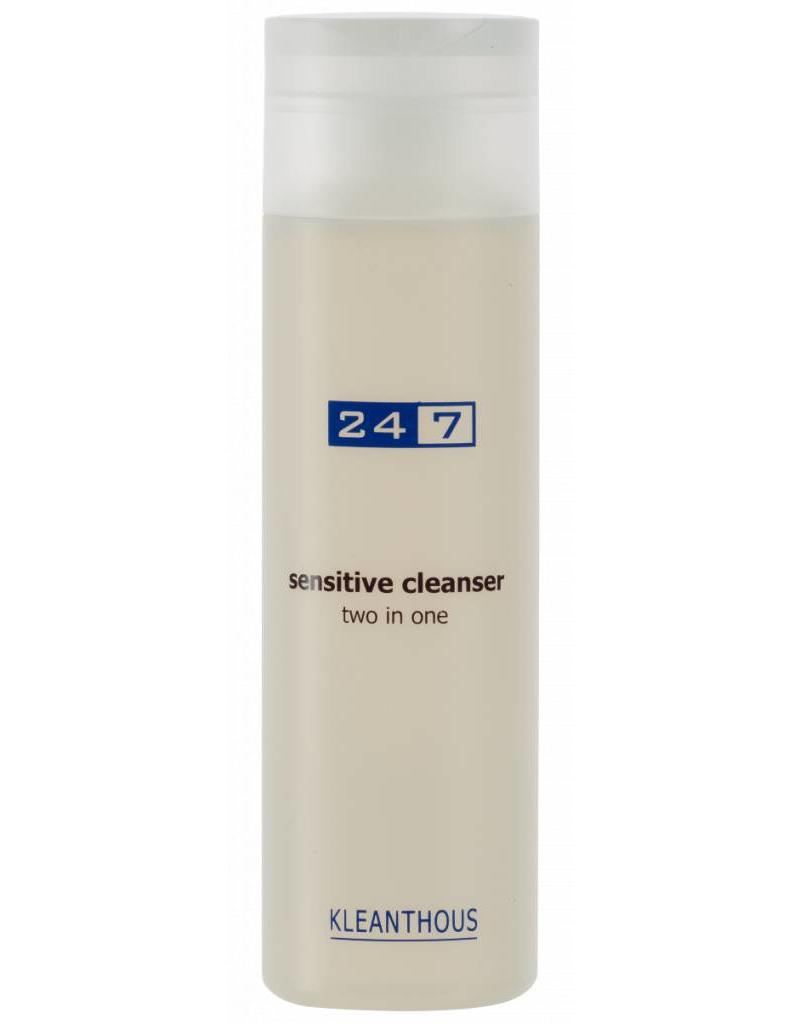 sensitive cleanser (200ml)