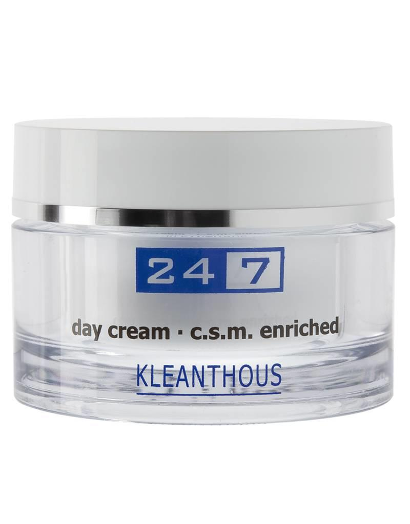day cream - c.s.m. enriched (50ml)