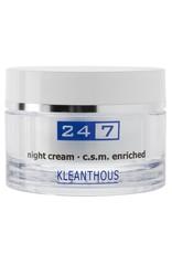 night cream c.s.m. enriched (50ml)