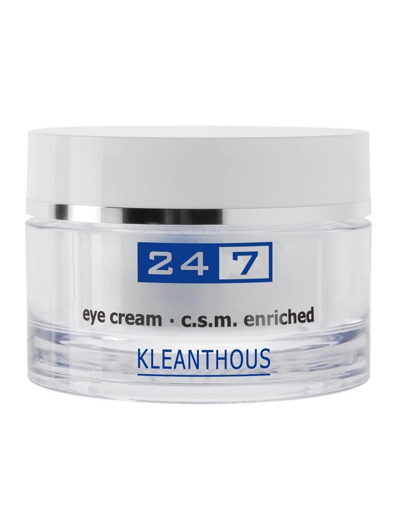 eye cream - c.s.m. enriched (30ml)