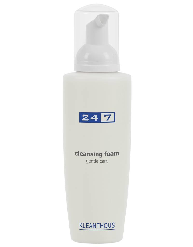 cleansing foam - gentle care (190ml)
