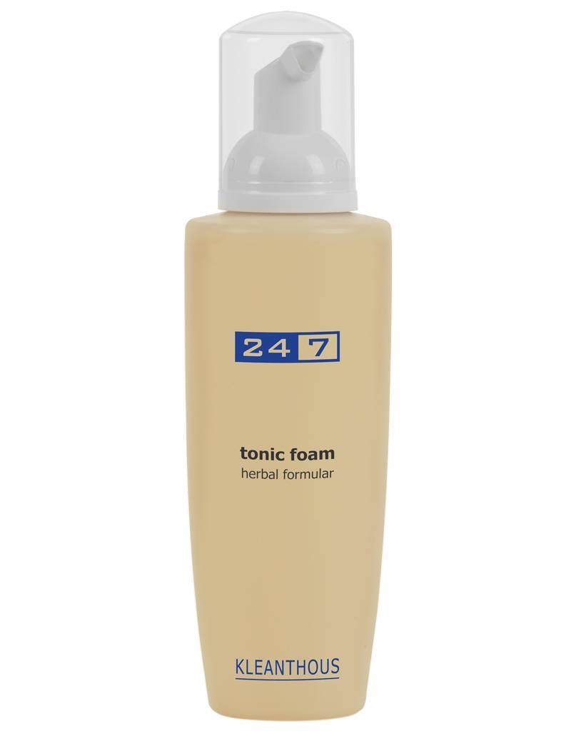 tonic foam - herbal formula (190ml)
