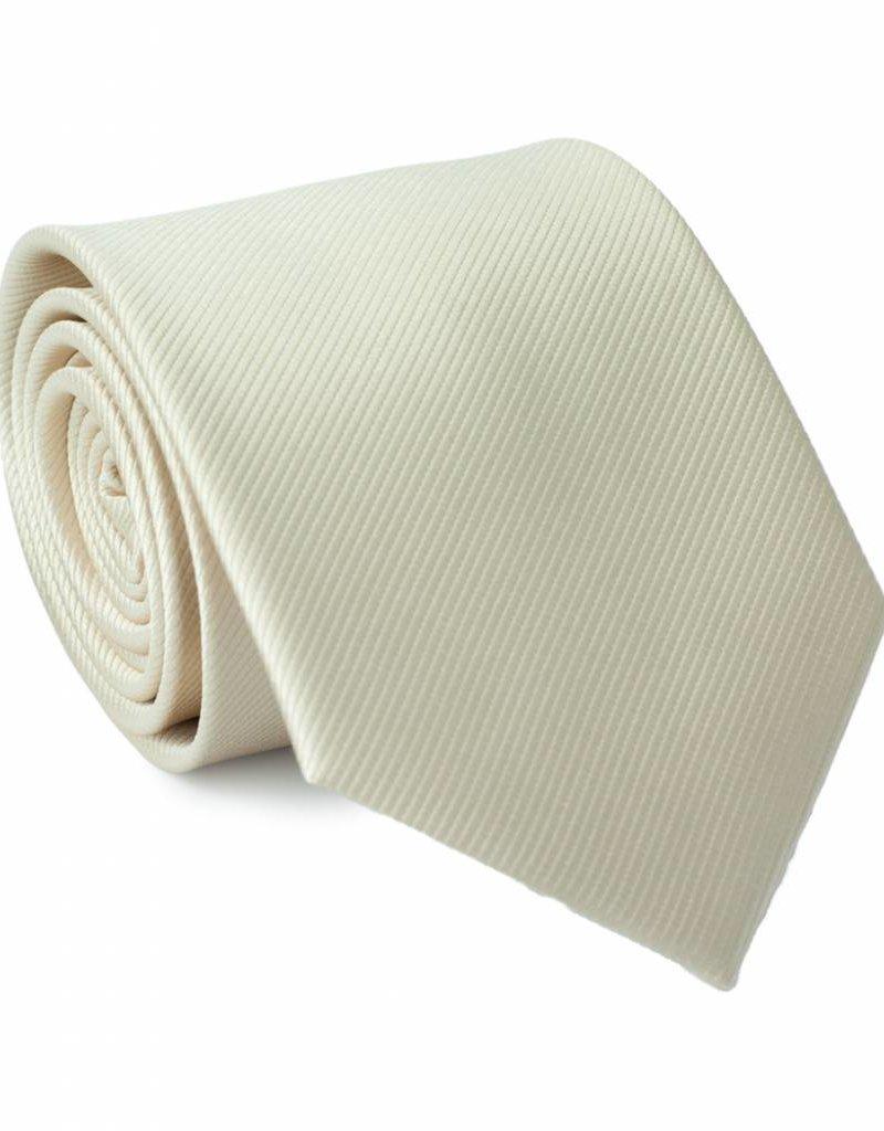 Ivoor-witte stropdas