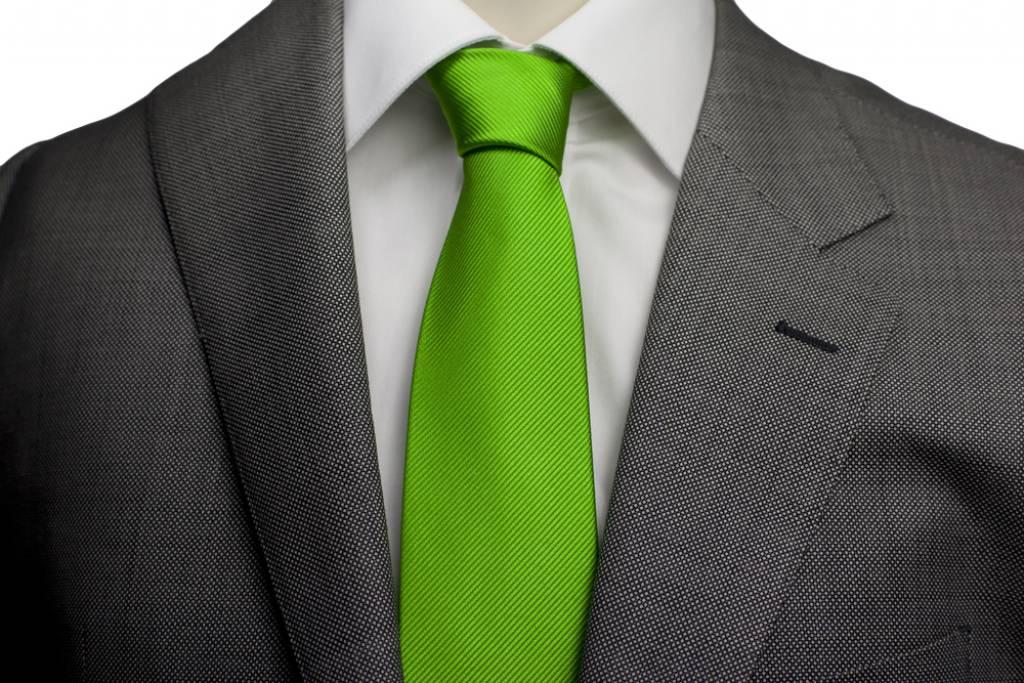 Groene stropdas