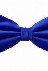 Blauw strikje